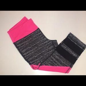 material girl active cropped leggings!